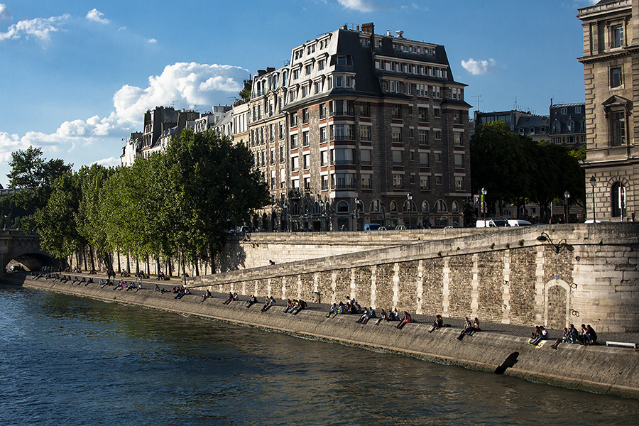 photoblog image River