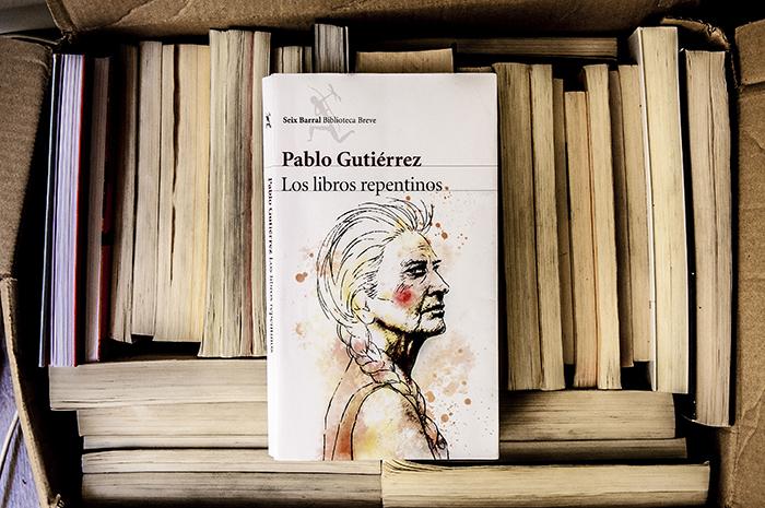 photoblog image Los libros repentinos