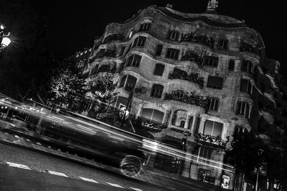 photoblog image Casa Milà