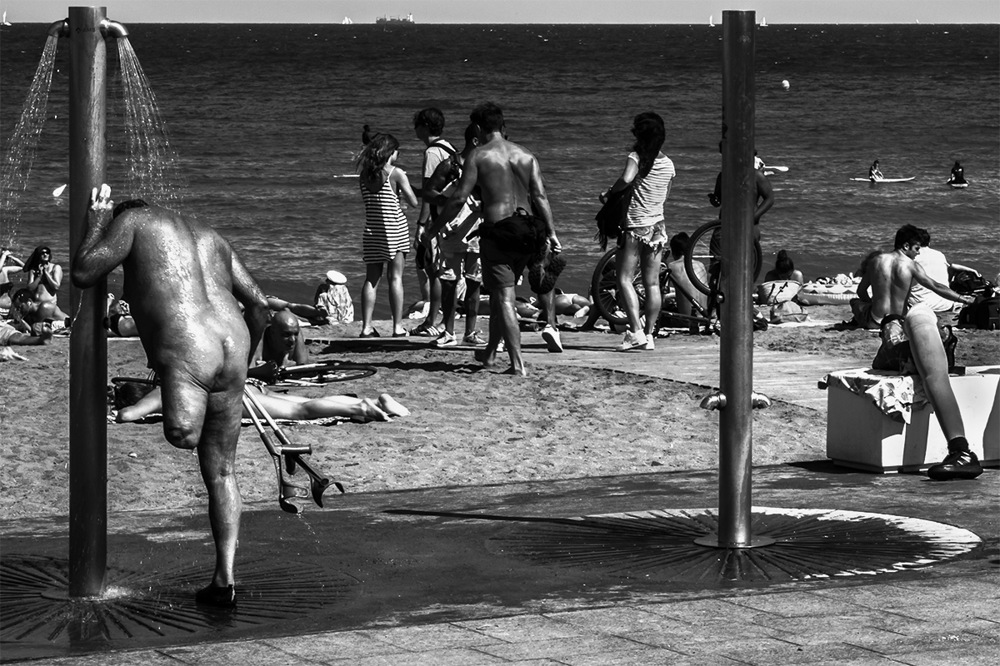 photoblog image Beach