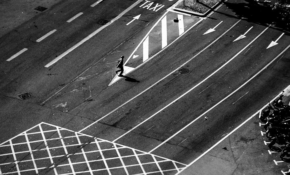 photoblog image Fuck traffic lights and zebras