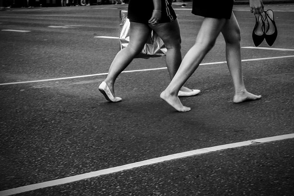 photoblog image NZ feet