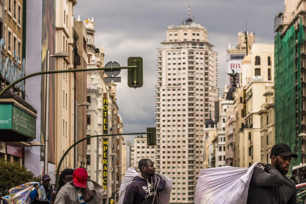 photoblog image Manteros