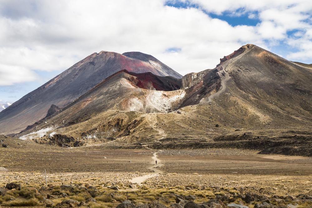 photoblog image Tongariro