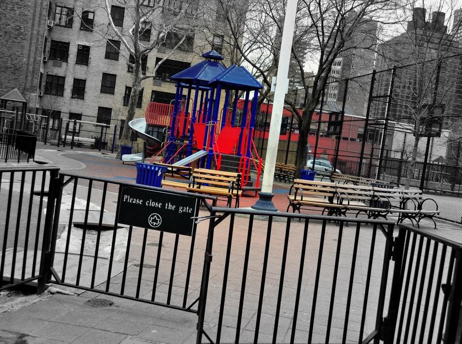 photoblog image All work, NO PLAY