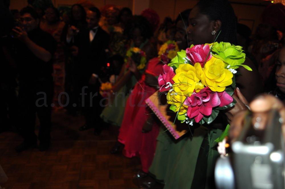 photoblog image Bouquet & Bridesmaids.