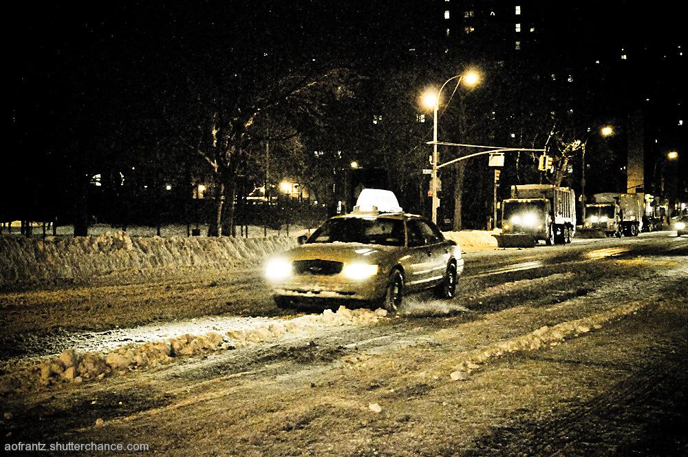 photoblog image Blizzard II