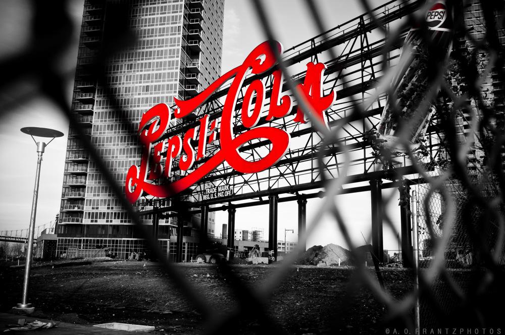 photoblog image Pepsi-Cola