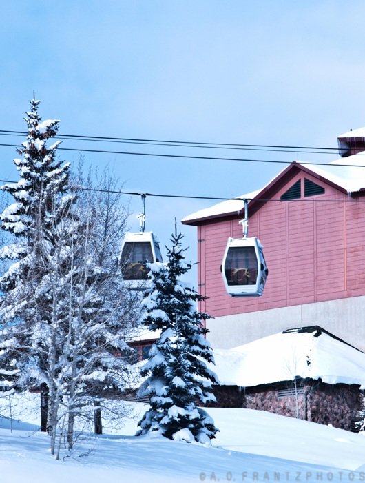photoblog image Ski Trip I