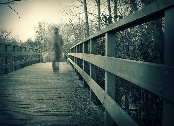 photoblog image The Ghost of the human condition