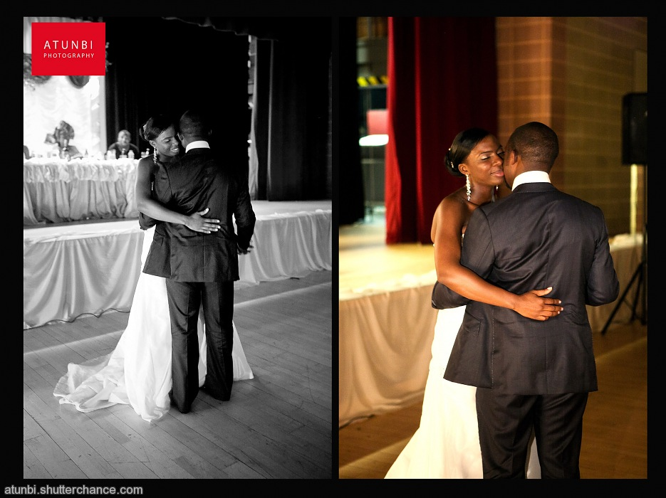 photoblog image Black Weddings - The first Dance