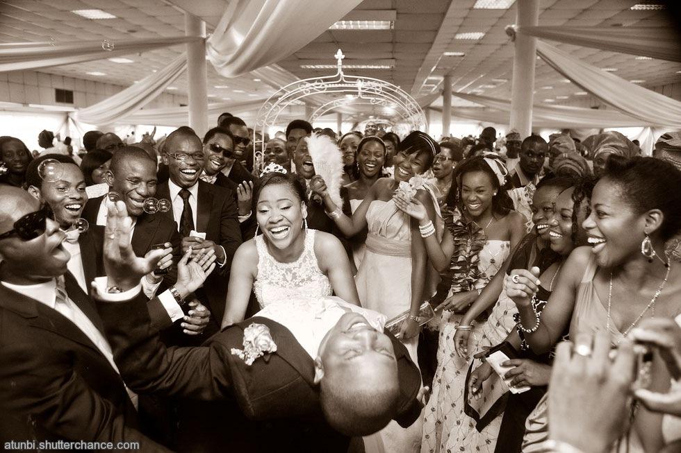 photoblog image Matrix | Unilag Weddings.