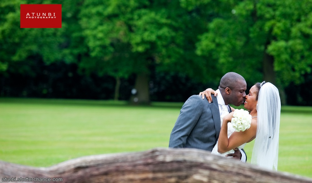 photoblog image Manchester Wedding | The Atunbi Experience.