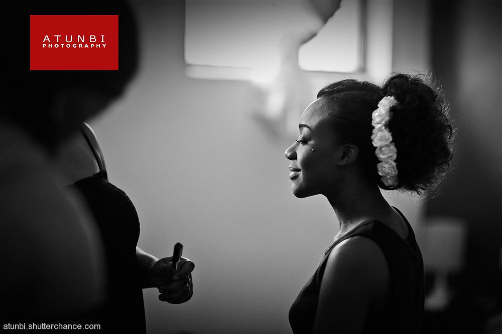 photoblog image Nigeria Bride - Adeola.