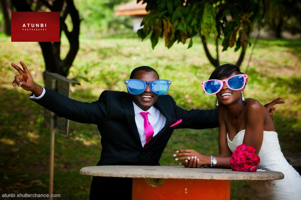 photoblog image Amaka - The Atunbi Experience.