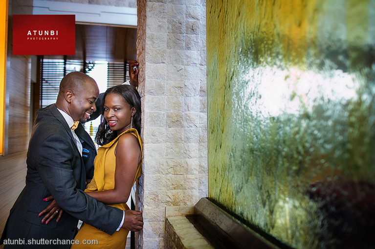 photoblog image Pre Wedding Photoshoot Radission Blu Lagos