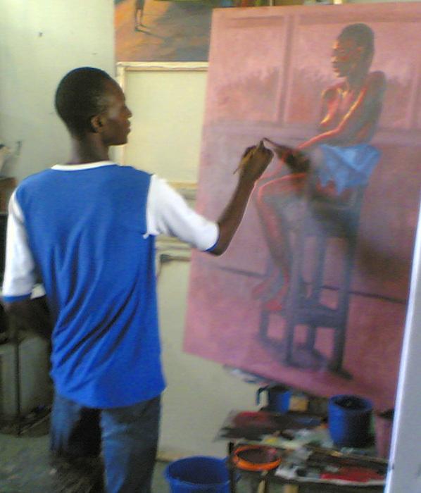 photoblog image nigeria artist: ayeola ayodeji