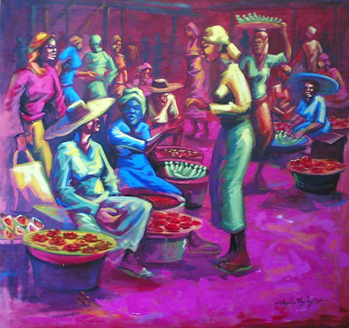 photoblog image painting_by_ayeola_ayodeji_abiodun_awizzy_www.ayeola_(6