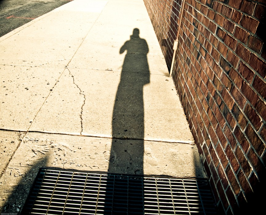 photoblog image In the Shadows