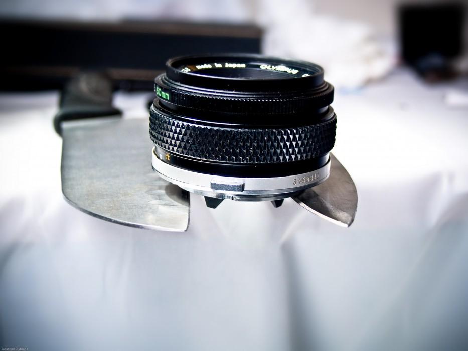 photoblog image Sharp Lens