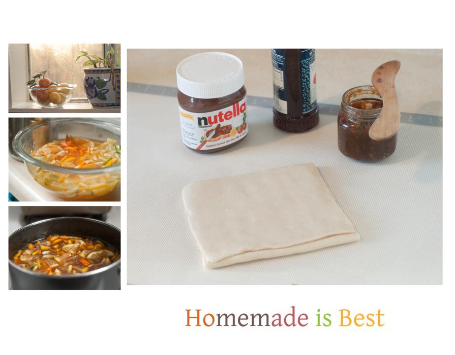 photoblog image Homemade