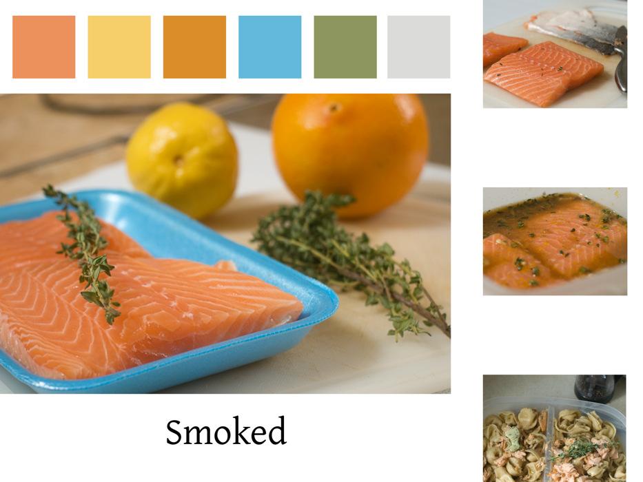 photoblog image Smoked/ Broiled  Salmon