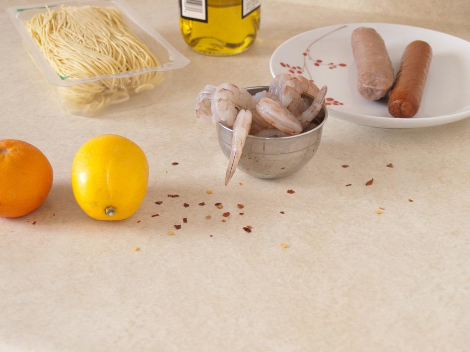 photoblog image Mis en place