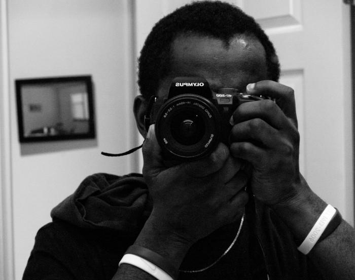 photoblog image Self