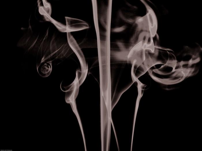 photoblog image Smoke