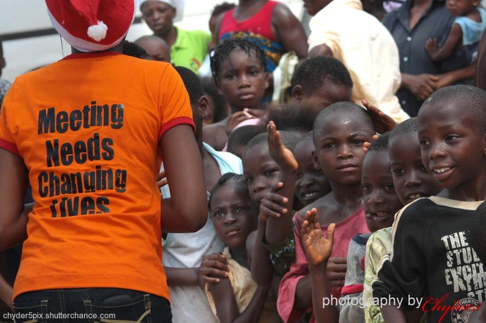 photoblog image Meeting Needs Changing Lives