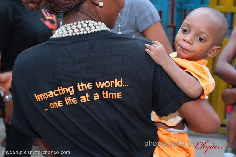 photoblog image VALENTINE: Impacting the World... One LIFE at a time.