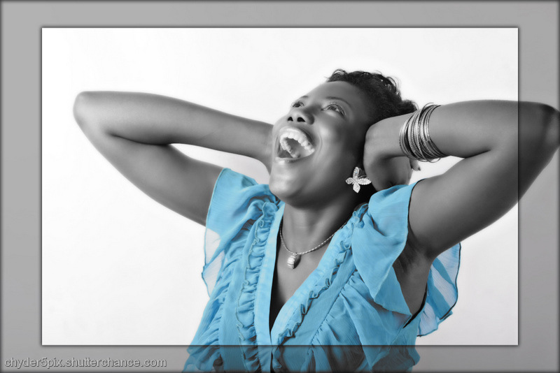 photoblog image Shout of Joy...