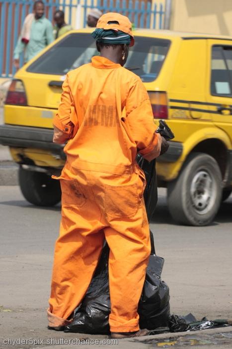 photoblog image Eko O ni Baje'