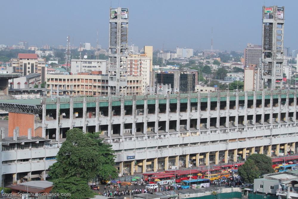 photoblog image TBS, Lagos NIGERIA