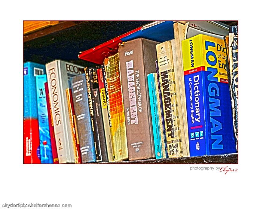 photoblog image Books