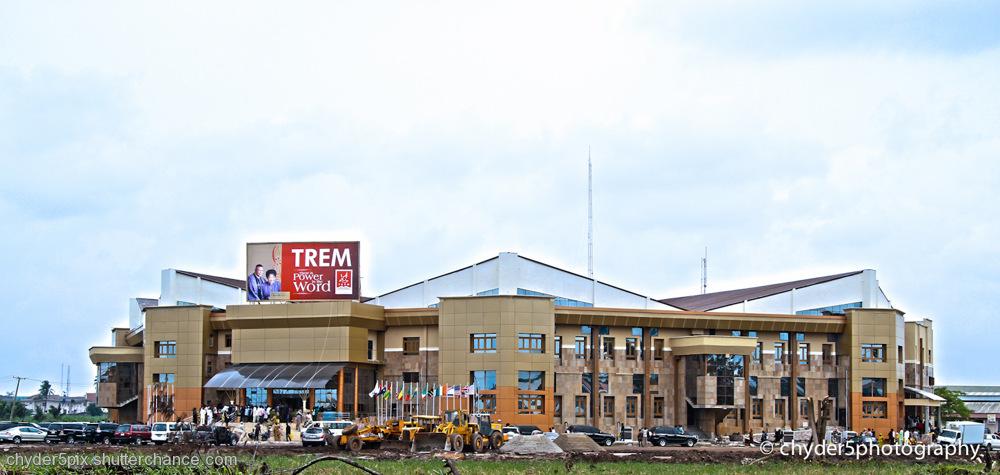 photoblog image TREM International HQ, Lagos Nigeria
