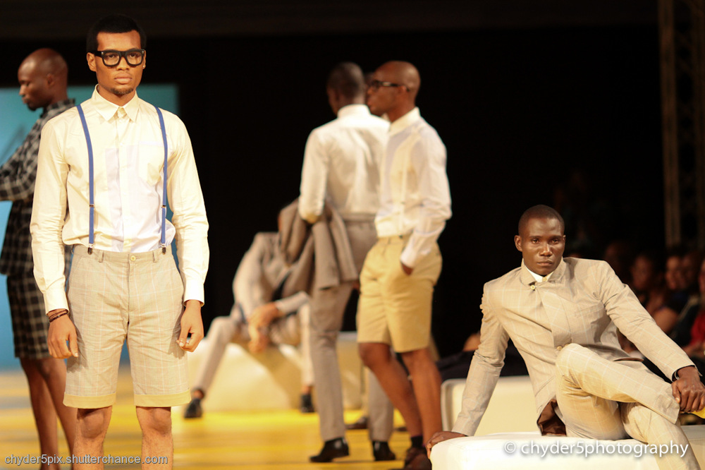 photoblog image MTN Lagos Fashion & Design Week 2011: GOZI