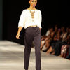 MTN Lagos Fashion & Design Week 2011: GREY