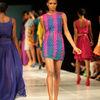 MTN Lagos Fashion & Design week 2011: GREY