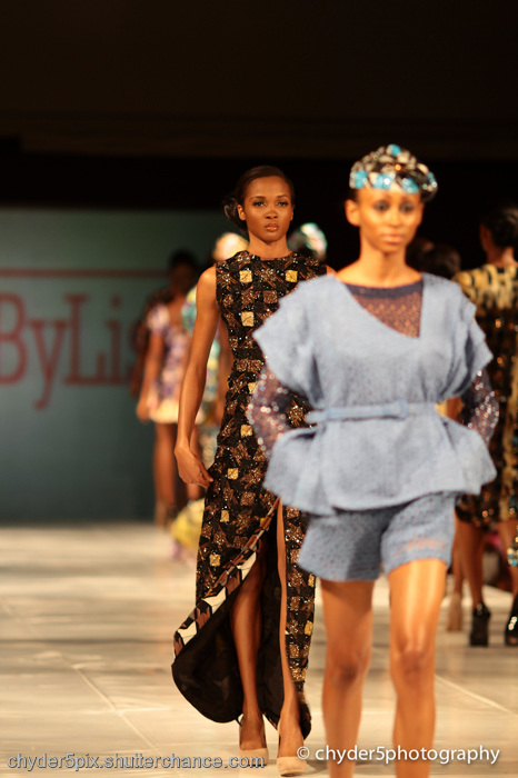 photoblog image MTN Lagos Fashion & Design week 2011: Jewel by Lisa
