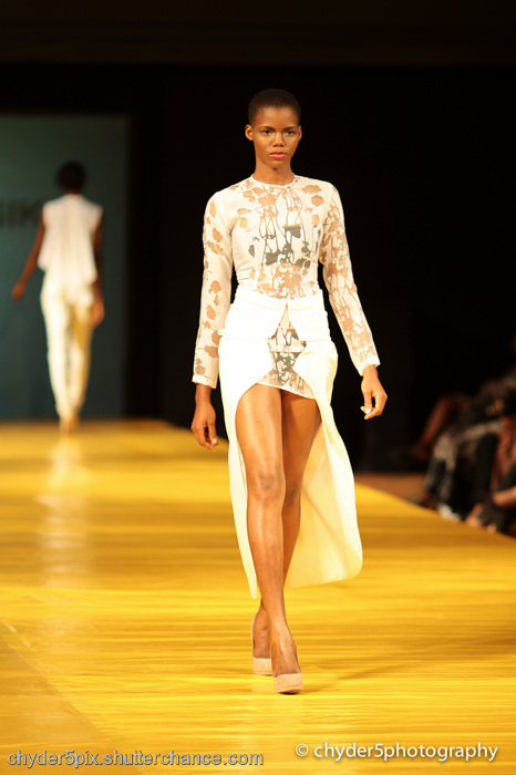 photoblog image MTN Lagos Fashion & Design week 2011: Bridget Awosika