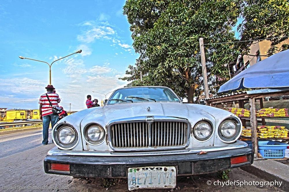 photoblog image The Jaguar