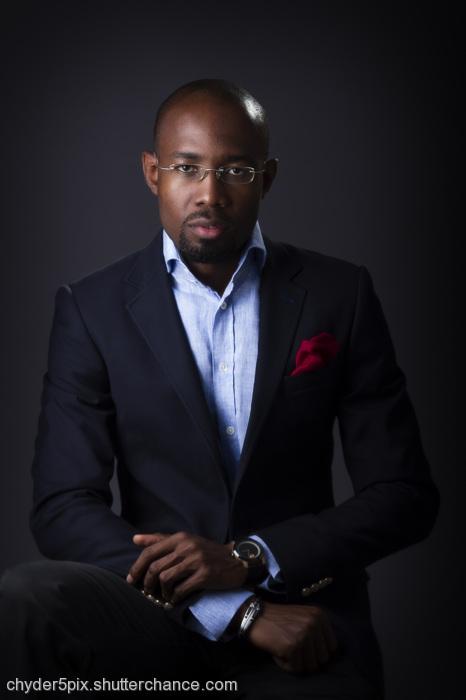 photoblog image A Portrait of Bankole Williams
