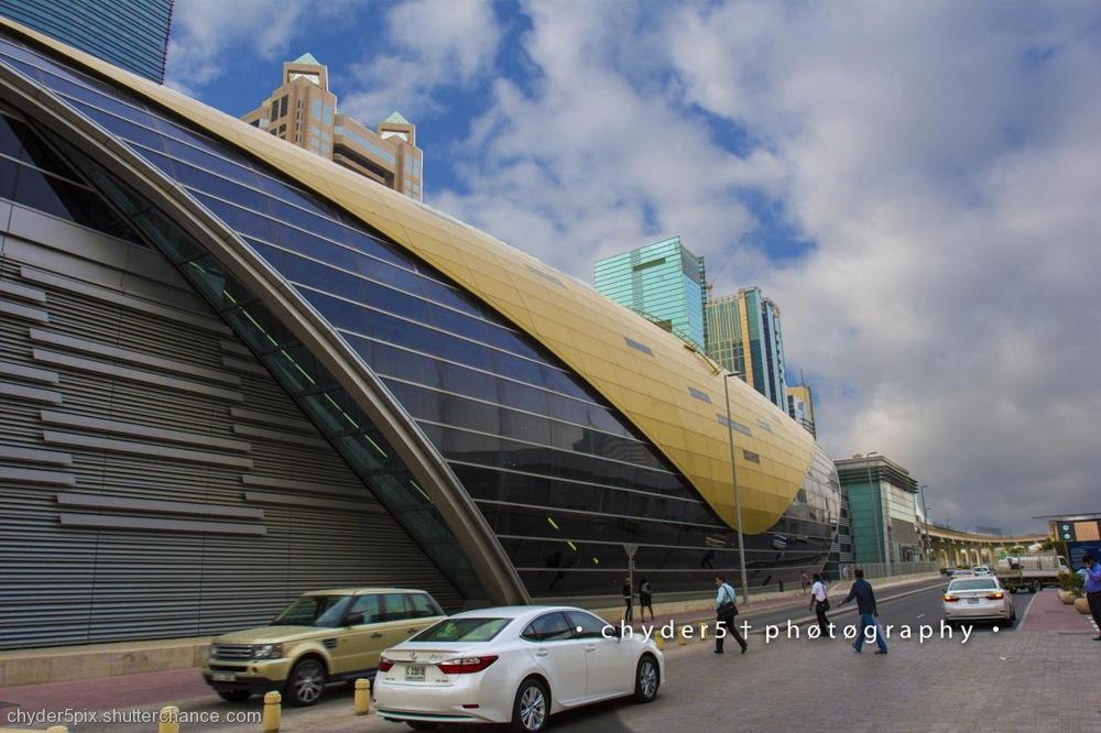 photoblog image World Trade Centre Metro Station
