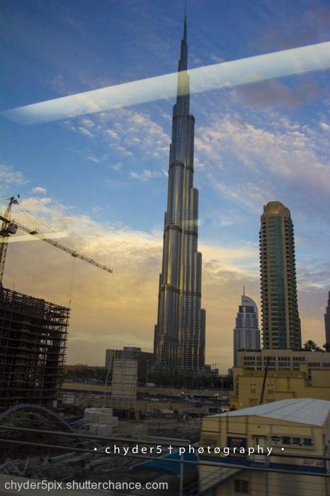 photoblog image Burj Khalifa, Dubai
