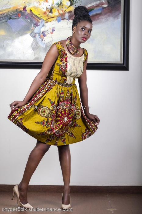 photoblog image Fashion Shoot with Designer Maison de Helen by Elsie