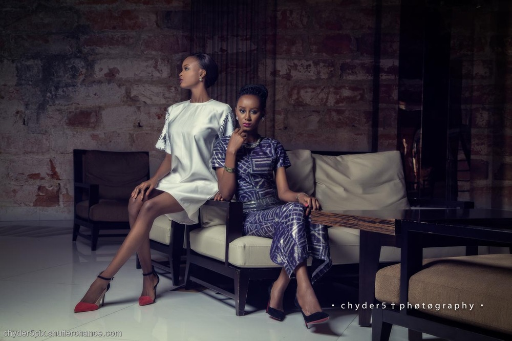 photoblog image Fashion Campaign Shoot for StyleMeAfrica