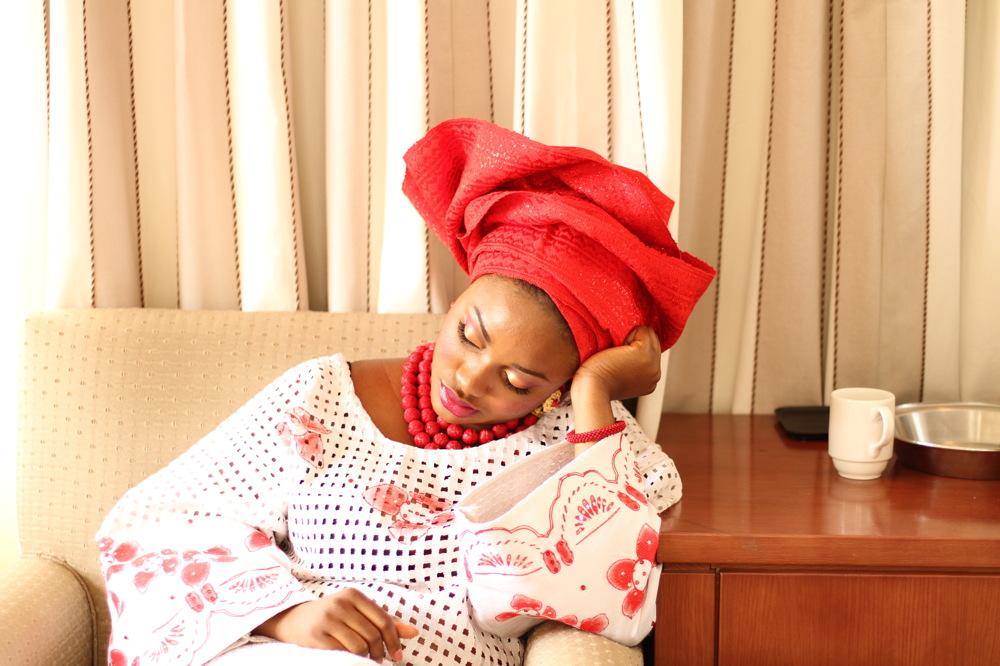 photoblog image BRIDAL NAP!!!!!!