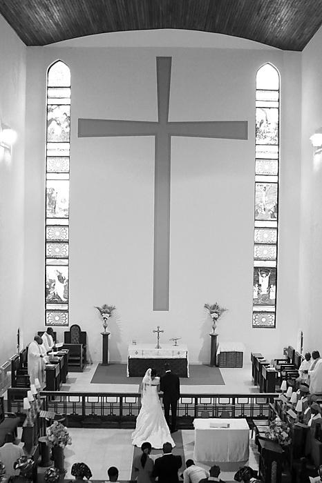 photoblog image At the Altar