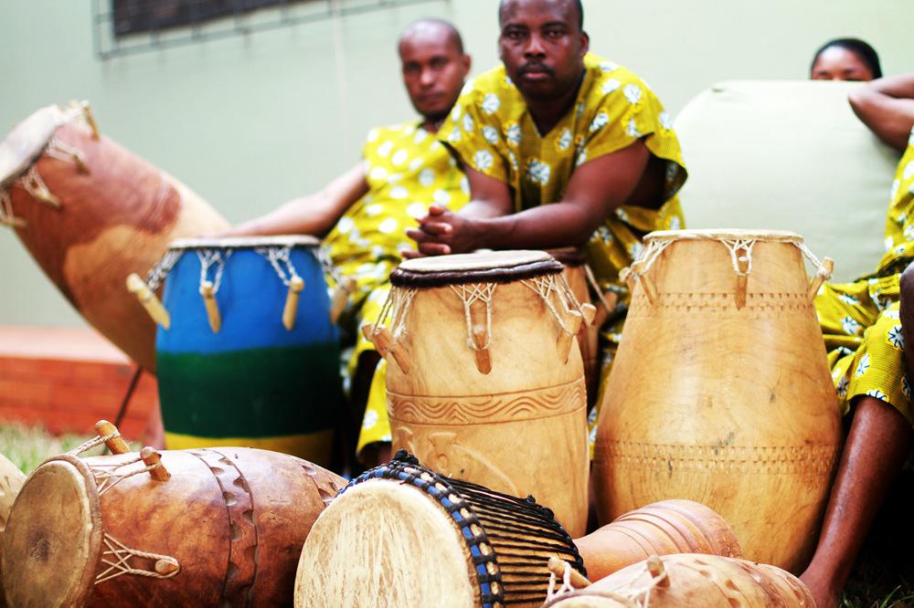 photoblog image Ghanian drummers.jpg